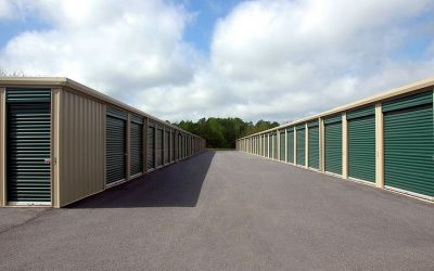 5 Ways Your Business Can Benefit From a Self Storage Unit